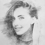 Pencil Sketch Effect In Photoshop