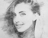 Pencil Sketch Effect In Photoshop