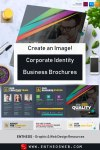 Create an image! Corporate Identity Business Brochures