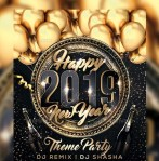 Best New Year 2019 Party Flyer Photoshop Templates