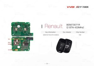 (Hot) VVDI KEY Tool Remote Unlock Wiring Diagram