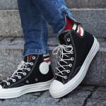 Buty Converse dla niej – krótkie czy długie? Zobacz nasze inspiracje!