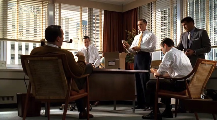 Office Furniture Mad Men Style Eoffice Coworking