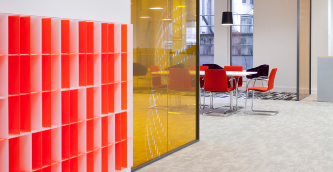 Thomson Reuters - London Office Space | eOffice - Coworking