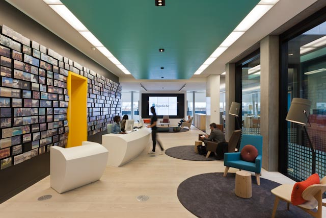 Expedia London Office Eoffice Coworking Office