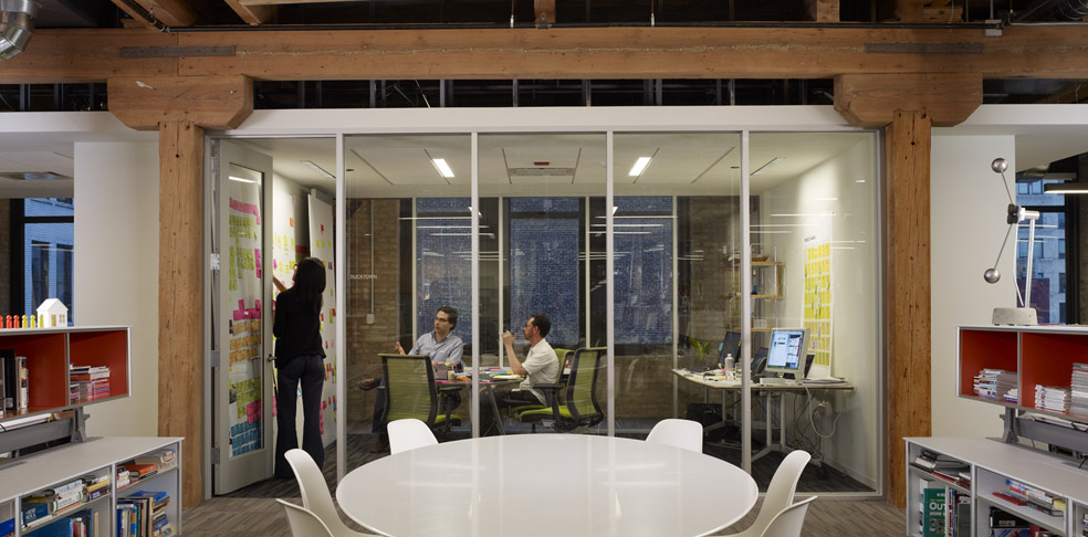 Ideo chicago illinois eoffice coworking office for Ideo chicago