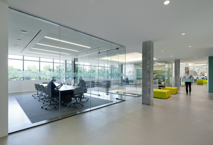 Hain Celestial Natural Foods New York Eoffice Coworking Office Design Workplace