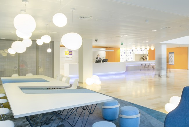 New Amsterdam Complex - eOffice - Coworking, Office Design ...