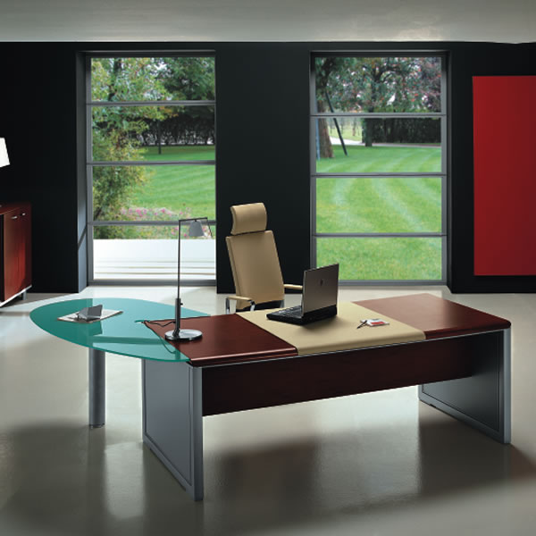 Planscape Executive Office Desk