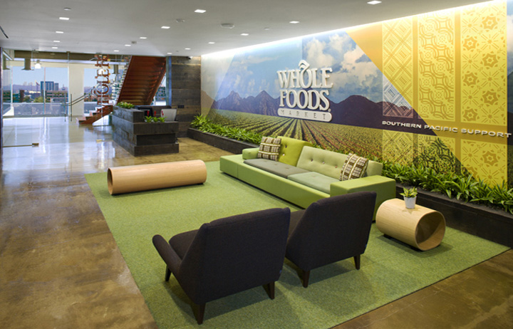 Whole foods market headquarters in california eoffice for Office design reddit