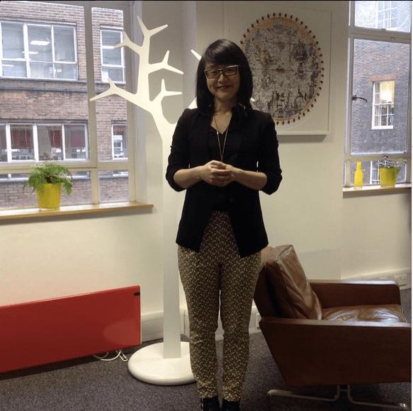Jenny Tsai, Founder Wearisma