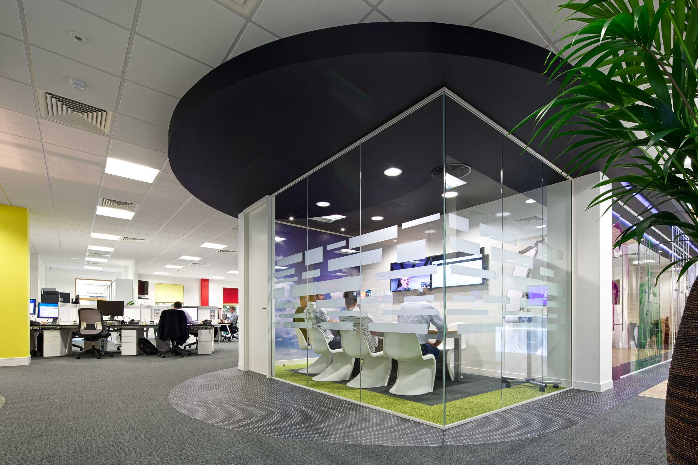 inspiring innovative office. In Our Quest For The Next Innovative Office Design We Came Across Inspiring New Of Jive Software Reading, UK , Created And Executed By O