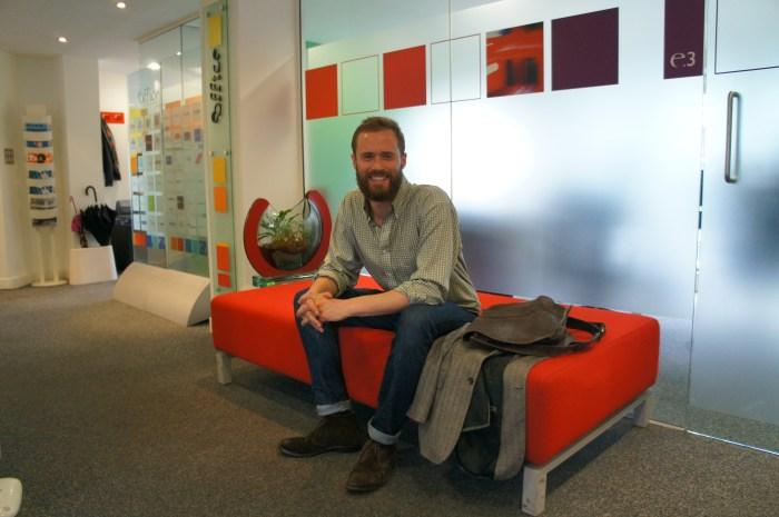 Julian Belvedere, Co-founder PandaPay