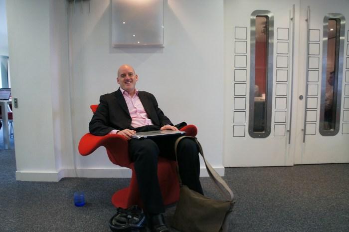 Chris Webster, CEO & Co-founder AstarPets