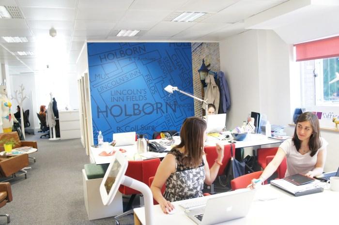 eOffice, London