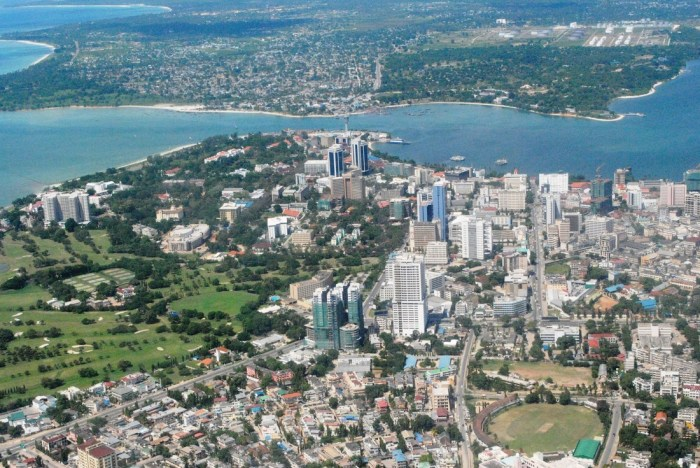 Dar-es-Salaam-City