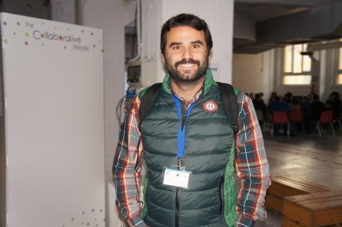 Manuel Zea, CoworkingSpain