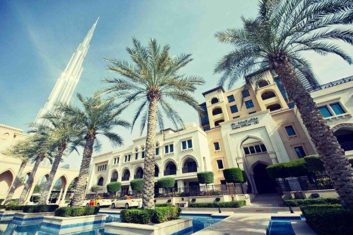 The Bureau Dubai eOffice