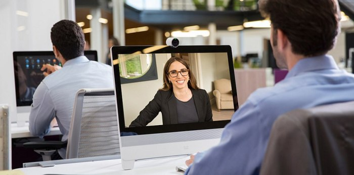 video conferencing and remote working