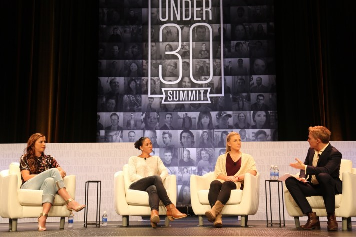 Forbes Under 30 Summit