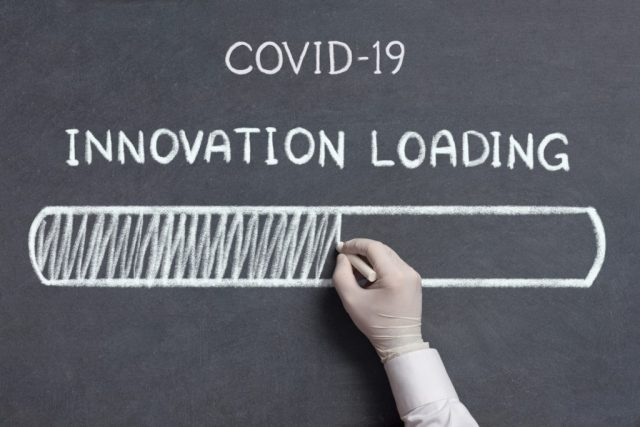 COVID innovation business tips