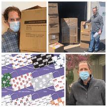Pulsar Eco Products masks