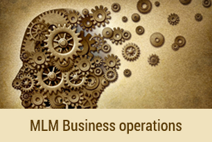 MLM Business League & the mechanical part of operations