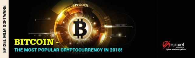 Bitcoin - The most popular cryptocurrency