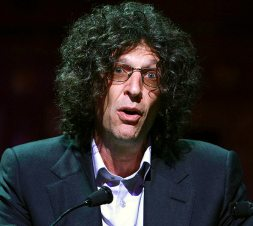4. Howard Stern - Creepy 36%