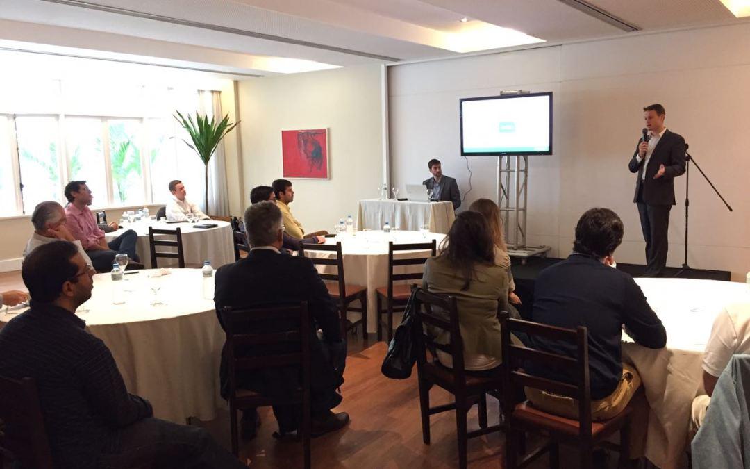 Investimento em Startups – Evento Rio de Janeiro Country Club