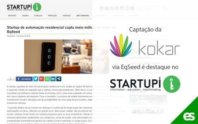 Startup de automação residencial capta meio milhão de reais via EqSeed