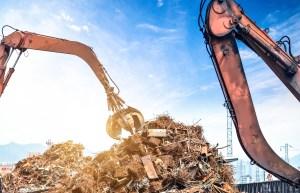 Recyclage des déchets du BTP