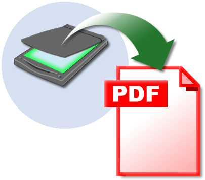 Scanning Documents into PDF