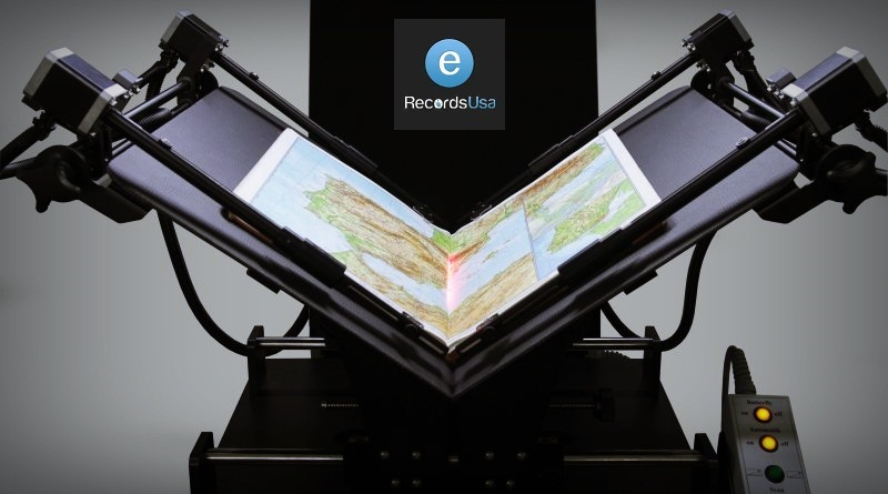Large Format Fragile Book Scanning Services