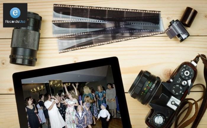 Convert photos to digital service