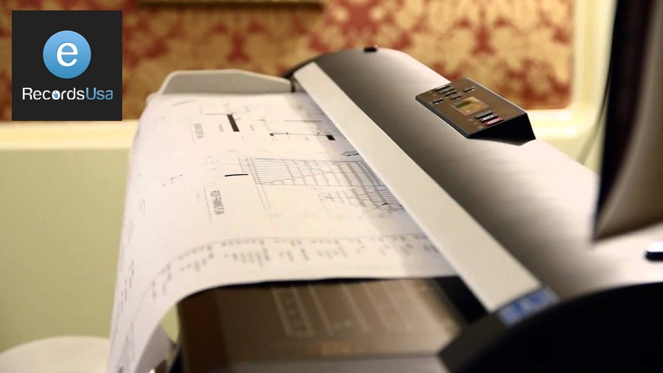 Oversized Documents Scanning Services