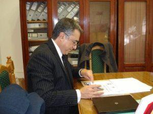 Temas de Derecho de Familia: Entrevista al Dr. Elbio Ramos