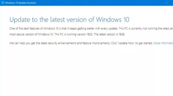 Download and install Windows update version 1903 - Errorkart