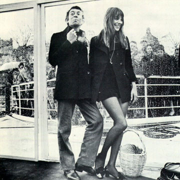Gainsbourg y Birkin