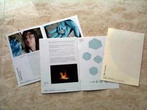 Camila Sposati booklet