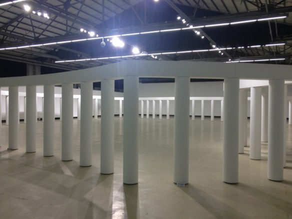 Wu Shanzhuan & Inga Svala Thorsdottir, What a Form installation view, 2013