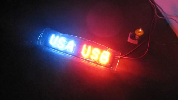 USA USB (2008) by Ren Bo