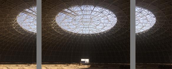 Wang Menghan, Simulating Space