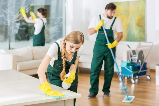 uber for home cleaning