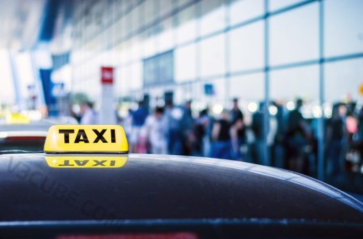 airport taxi apps like Uber