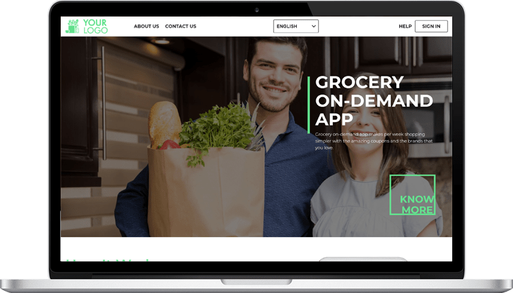 Grocery Delivery Script