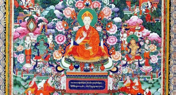 Buddhist Dress