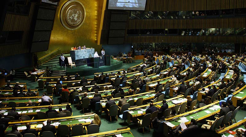 UN General Assembly