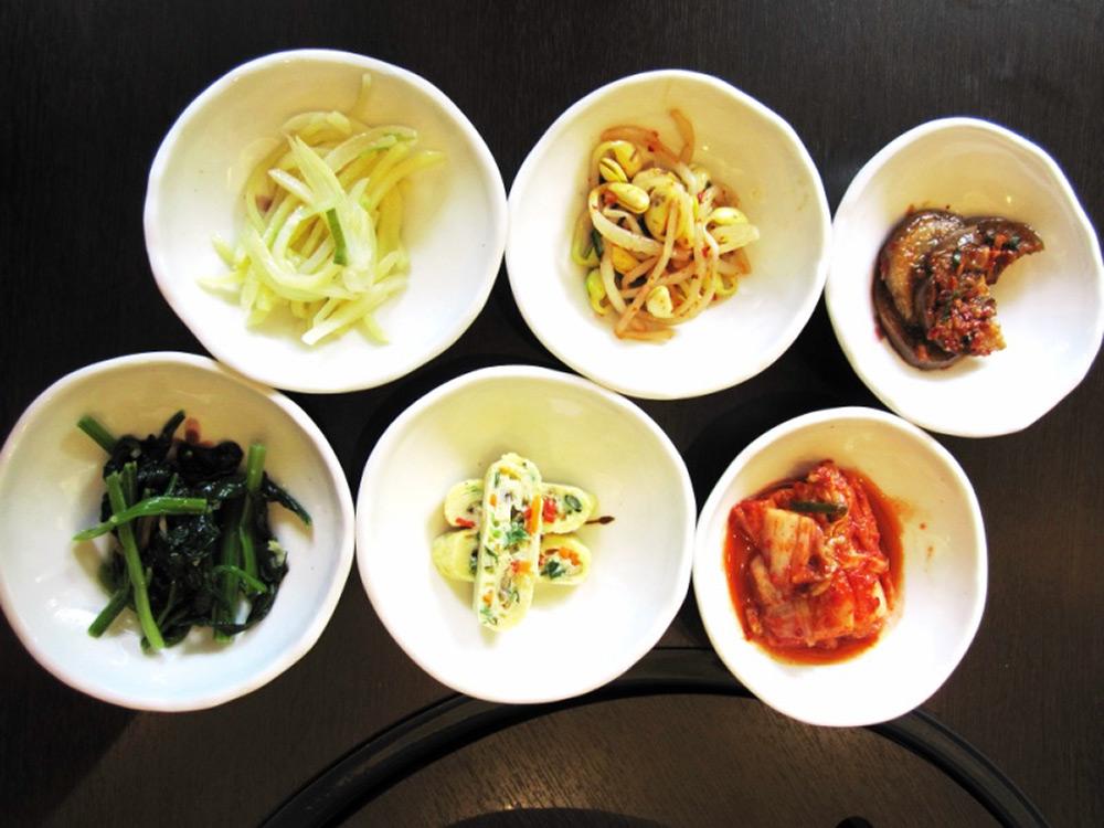 South Korea food