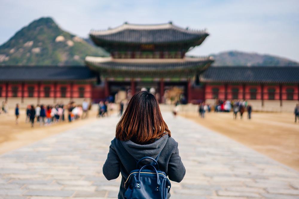 temple South Korea